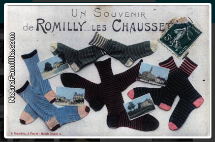R comme…Romilly-sur-Seine