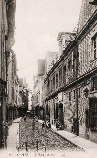 T comme … Troyes